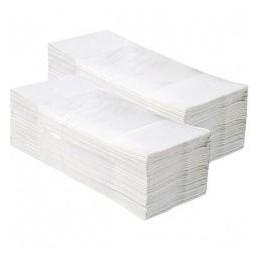 Ręcznik ZZ biały Merida (PZ26) 1W, 200szt.