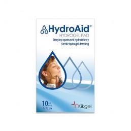 HydroAid® Sterylny opatrunek żelowy 7x12cm, 1szt.