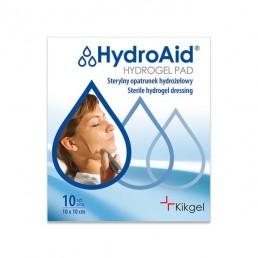 HydroAid® Sterylny opatrunek żelowy 10x10cm, 1 szt.