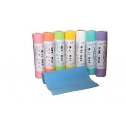 Podkład higieniczny podfoliowany, MIDI MED w rolce 50cm x 40m różne kolory