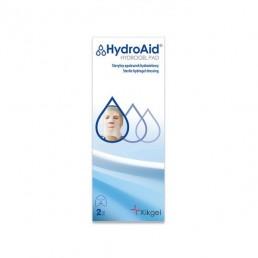 HydroAid® Sterylny opatrunek żelowy- maska na twarz, 1 szt.