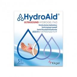 HydroAid® Sterylny opatrunek żelowy USG śr. 12cm/6mm, 1szt.