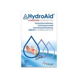 HydroAid® Sterylny opatrunek żelowy USG 6x10cm, 1szt.