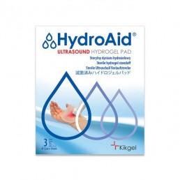 HydroAid® Sterylny opatrunek żelowy USG śr. 12cm/10mm, 1szt.