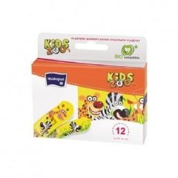 Plastry KIDS ZOO - 12szt/zestaw Matopat