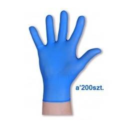 Rękawice nitrylowe PF 200szt/opak