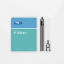 Kaniula dermatologiczna TSK STERiGLIDE 25Gx38mm, 1szt.