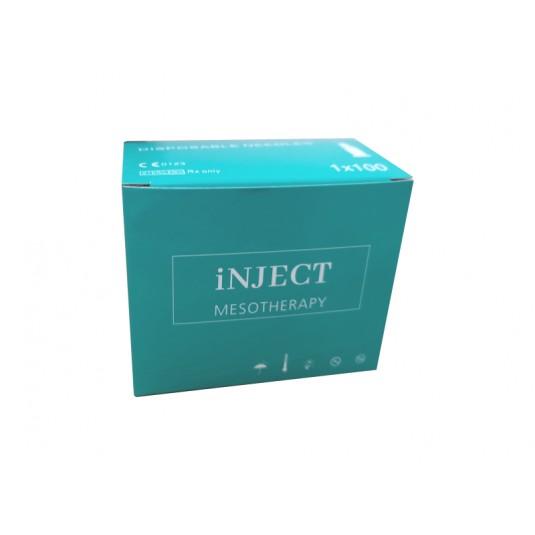 Igła iniekcyjna iNJECT 30G (0.30)x4mm 100szt