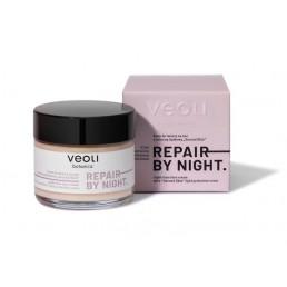 Veoli Botanica REPAIR BY NIGHT, Krem do twarzy na noc