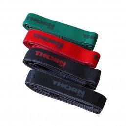 Zestaw tekstylnych taśm superbands THORN+fit textile