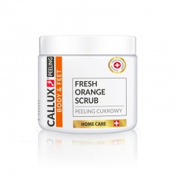 CALLUX Orange Fresh - Peeling cukrowy 250g