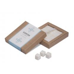 Woski zapachowe w kostkach (Cotton, bawełna), opak. 25szt.