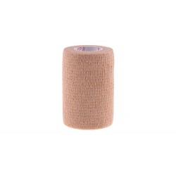 Bandaż Kohezyjny Non-Woven Premium, bez lateksowy, uniwersalny, 7.5cmx4.5m