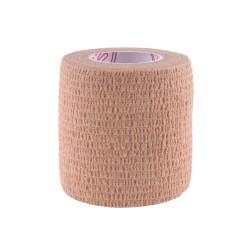 Bandaż Kohezyjny Non-Woven Premium, bezlateksowy, uniwersalny, 5cmx4.5m