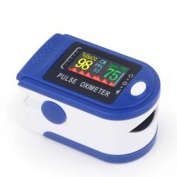 Pulsoksymetr napalcowy, pulse oximeter, 1szt.