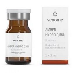 Venome AMBER HYDRO 0,55% 3ml, 1szt.
