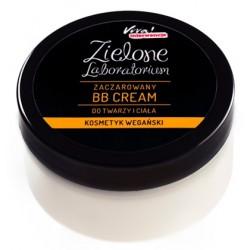 BB Cream do twarzy i ciała zaczarowany, Zielone Laboratorium, 100ml