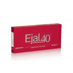 Ejal 40, nieusieciowany kwas hialuronowy, 40mg/2ml