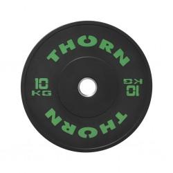 Talerz olimpijski THORN+FIT Training Plate 10kg, 1szt