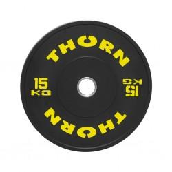 Talerz olimpijski THORN+FIT Training Plate 15kg, 1szt