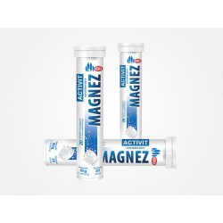 ACTIVIT Magnez 20tabl., 1op