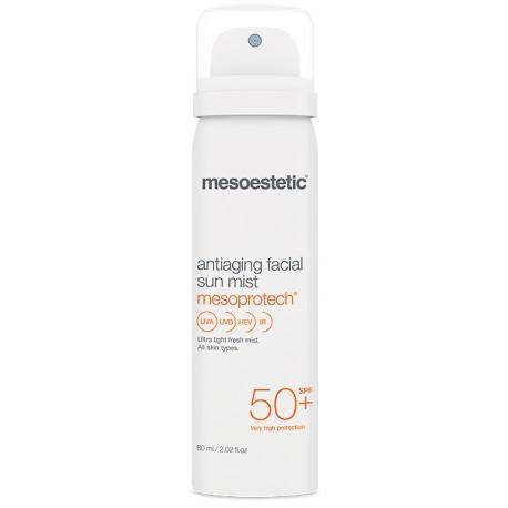 Mesoestetic MESOPROTECH® ANTIAGING FACIAL SUN MIST T-DSUN0020, 60ml