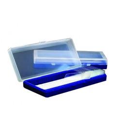 Pudełko na szkiełka cytologiczne / mikroskopowe 50szt