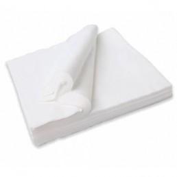 Ściereczki, chusteczki zabiegowe z włókniny, 20x16cm, 100szt/opak