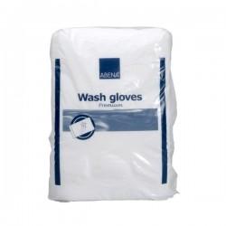 Rękawice myjące myjki Abena 23x16cm 50szt/op 10000011134