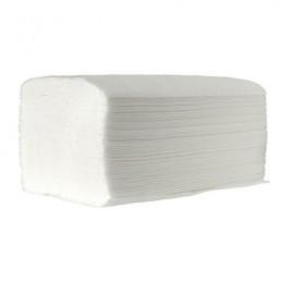 Ręcznik ZZ biały Merida TOP (VTB016) 2W, 160szt