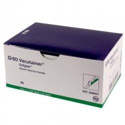 Igła multiadapter systemowy bezpieczny, BD Vacutainer Eclipse, 21G (0,8x32mm), BD368609, op/48szt